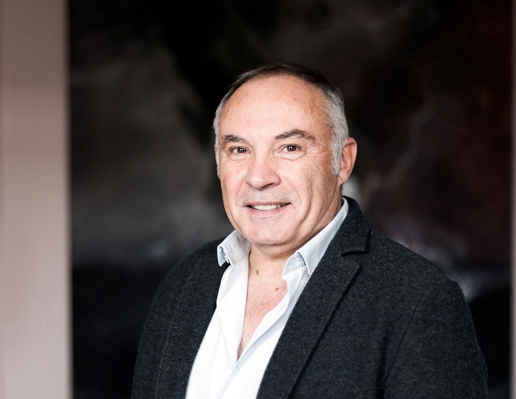 Portrait de Philippe Legaillard